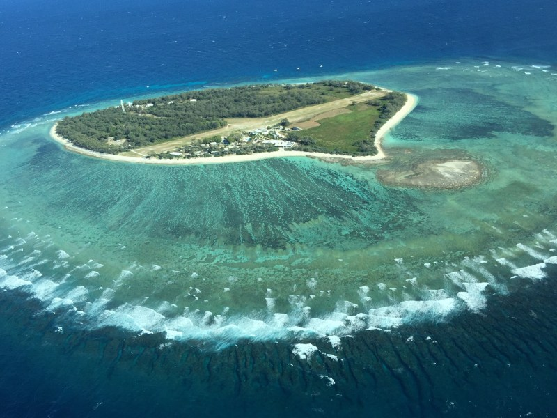 Lady Elliot Island National Park